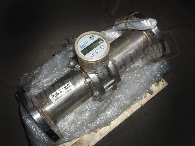 Счетчик учета жидкости ППТ-100-6,4-ЛУЧ-01
