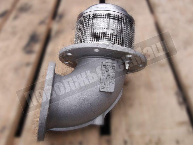 Клапан донный устанавливается на дно цистерны, служит для нижнего слива или налива нефтепродуктов из цистерны.