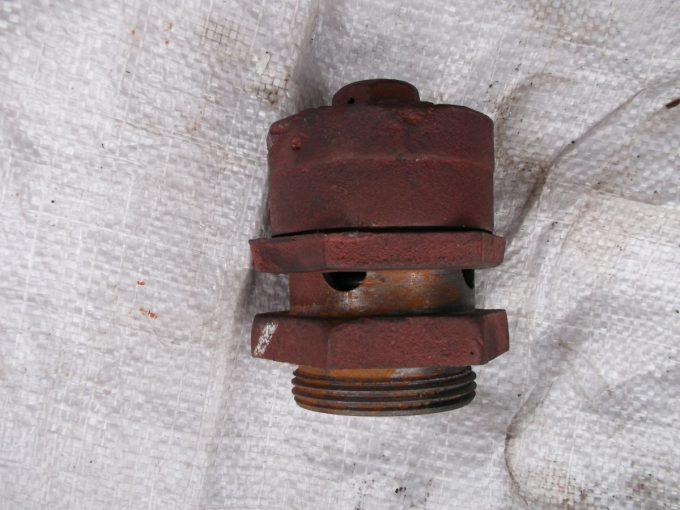 Клапан предохранительный КО-503 0412000 КО-503В,-505А,-503В-2