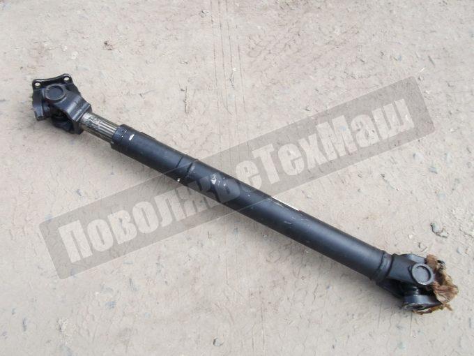 Вал карданный от РК на зад. мост КО-502Б 0208000 КО-502Б-2, 502Д