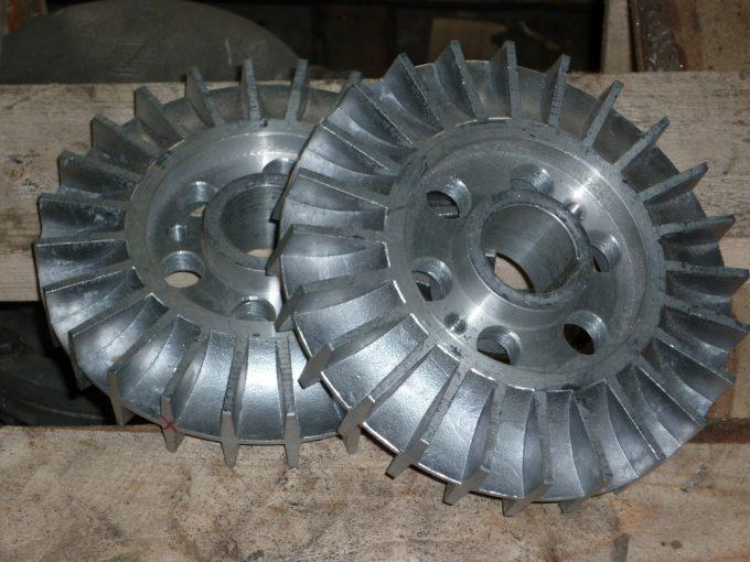 Колесо Вихревое (алюминиевое) СЦЛ-20-24