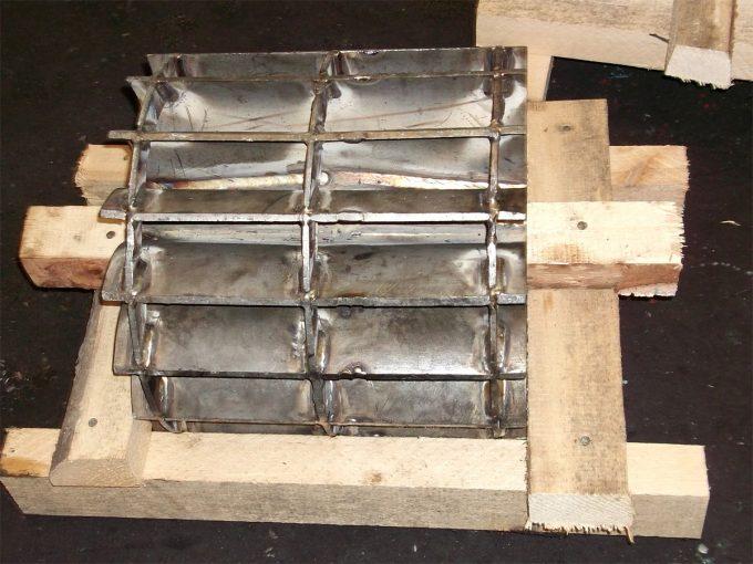 Колесо рабочее сварное насоса ЖВН-12Н