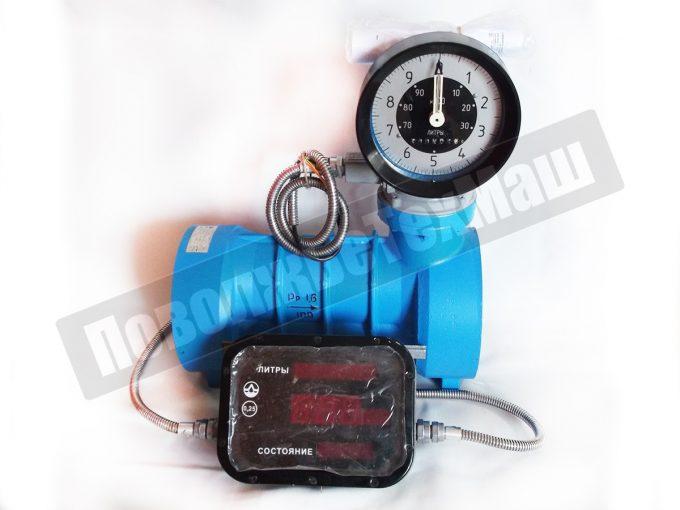 Счетчик учета жидкости ППВ-100/1,6-СУ-УСС Б-25-КУП-30
