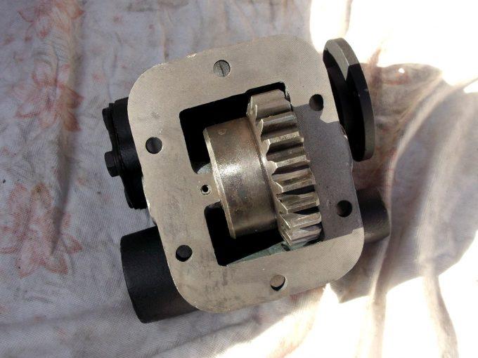 Коробка отбора мощности на ам КАМАЗ (Италия) P30KZP10503 c фланцем SP1300
