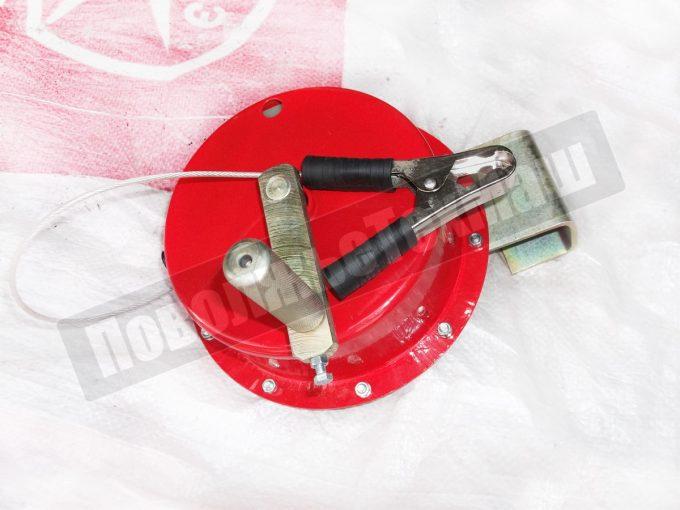 Барабан заземления на бензовоз (устройство снятия статического напряжения)
