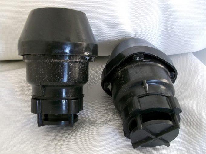 Клапан дыхательный 03-23-802 (УД-1) на бензовоз