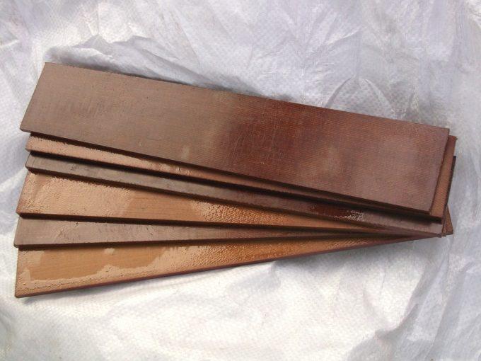 Лопатки (пластины) для вакуумного насоса КО-503