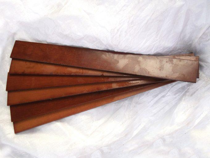 Лопатки (пластины) для вакуумного насоса КО-510