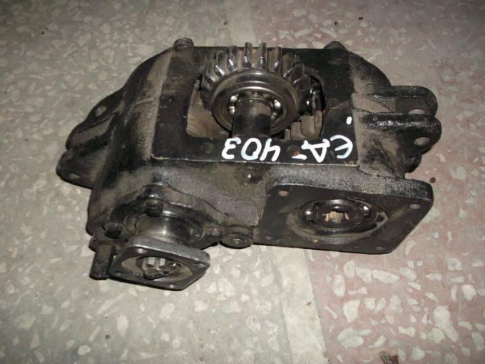 Коробка отбора мощности ам ЗИЛ ЭД-403