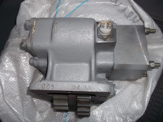 Коробка отбора мощности ам ЗИЛ под гидронасос 210.12