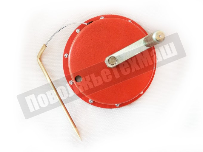 Барабан заземления БЗЗ-10 (для бензовозов и топливозаправщиков)