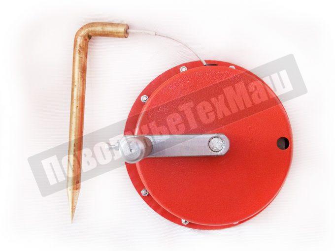 Барабан заземления БЗЗ-10.01 (для бензовозов и топливозаправщиков)