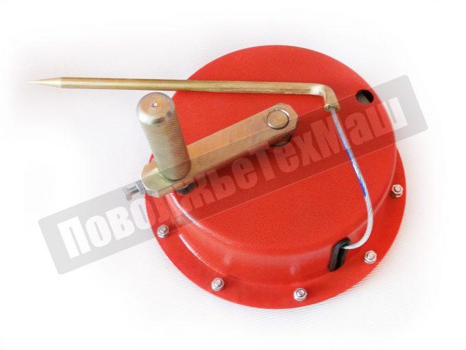 Барабан заземления БЗЗ-15 (для бензовозов и топливозаправщиков)
