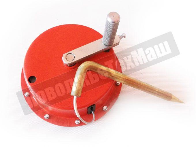 Барабан заземления БЗЗ-30.01 (для бензовозов топливозаправщиков)