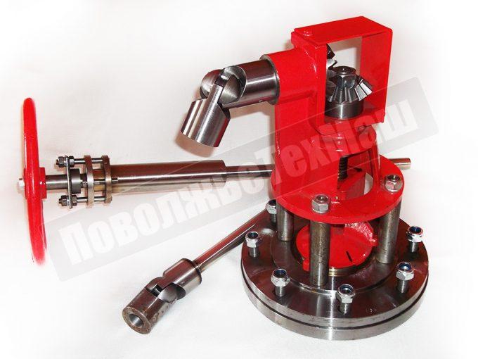 Клапан донный битумный КД-Б-100
