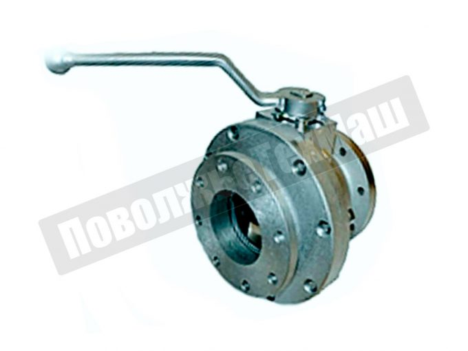 Кран шаровой алюминиевый ДУ50